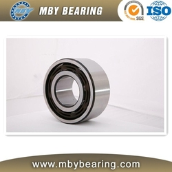 High speed thin wall double row angular contact ball bearing 3906A