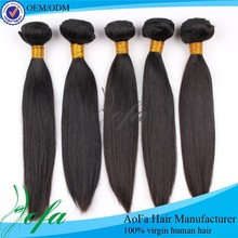 Double drawn hair extension virgin wholesale accept paypal natural russian hair