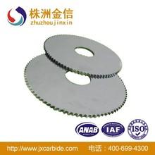 High Cutting Precision Saw Blade/TUNGSTEN CARBIDE CUTTER DISC