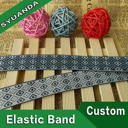 Nylon personalized elastic for underwear