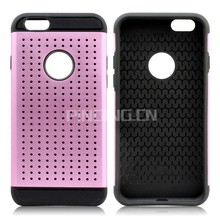 Wholesal Cell Phone Skin Aluminum Metal Case for Samsung Galaxy E5 Back Cover