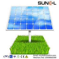 solar panel connected in parallelling to 230V 240V 250V