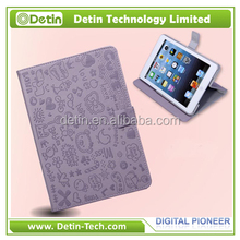 Book Type Flip Cover Case for Tablet for iPad mini