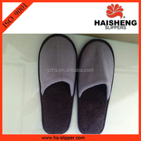 2015 high quality coral fleece airlines slippers for Emirates Airlines