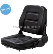 Best Adjustable Forklift Seat /Car Seat /Tractor Seat With Armrest YH-16