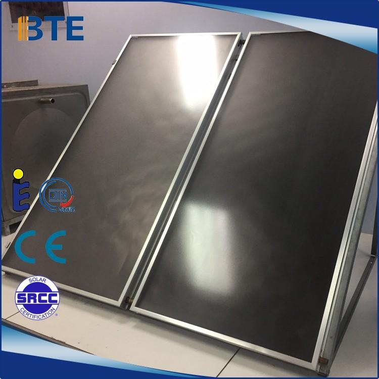 Mais recentes modelos de água térmica coletor solar de painel plano de preços no atacado