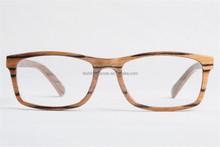 2015 ultimo modello impiallacciatura materiale occhiali da sole ottica