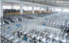 High Pressure 4 inch non-rising stem gate valve factory price