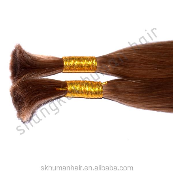 Bulk Human Hair Extensions Quality Hair Accessories