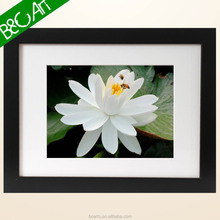 New product made in China two funny bee white flower oil painting