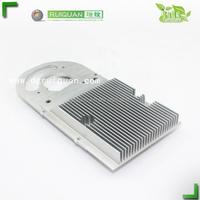 Extruded Aluminum Enclosures Heat Sink Cases