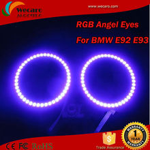 China Supplier rgb e93 angel eyes For BMW E93 3 Series Convertible