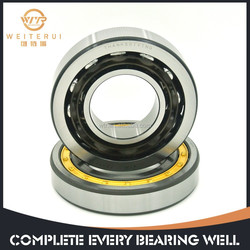 China Angular Contact Ball Bearing Used Bearings In Dubai