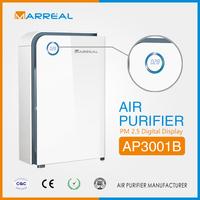 Anion home air purifier ionizer dust collector