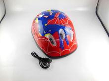 LED children helmet safety helmet