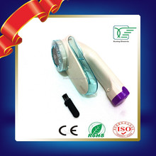 Battery operated Electric Plastic Lint Remover for fabric