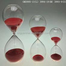 wholesale decorative hotsell sand timer huorglass