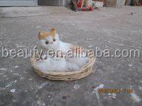 Wholesale Wicker Basket for Cat