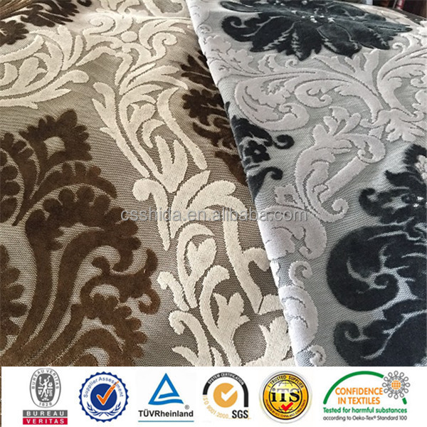 jacquard g om trique motif tapisserie imprimer velours tissu tissu pour sac id du produit. Black Bedroom Furniture Sets. Home Design Ideas