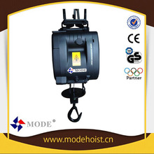 cable pulling equipment/China Brand MODE M3 price of rope mini wire rope hoist