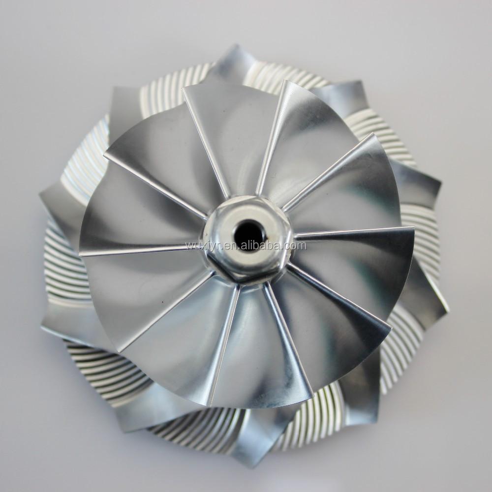 Garrett Gtx3076r Compressor Wheel Housing: Garrett Turbo,Billet Turbo Compressor Wheel,Gtp38 66/88mm