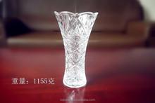 Casa da novidade projeto original de vidro barato vasos de flor