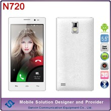 N720 5.5 inch mtk 6572 dual core unlocked android phone 3g android yxtel mobile phone cheap android 3g smart phones