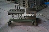 Guangzhou CX Induction Wads heat sealing machine for pp bottles
