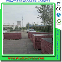 plastic coated plywood for construction concrete form