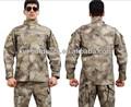Nosotros de camuflaje del ejército cp, un- los tac fg ripstop combatir traje de bdu bdu uniforme de conjunto