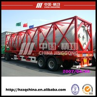 40ft ISO Container Fuel Tank Semi-trailer