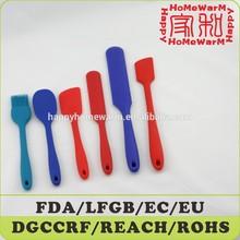 Herramientas de la torta para hornear espátula raspador y espátula para hornear utensilios para hornear