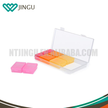 Cute Cheapest rectangle Shaped Pill Box Children