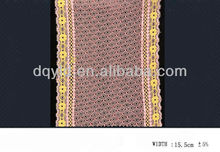 Colourful Decorative Lace for Garment YLD-TL-063