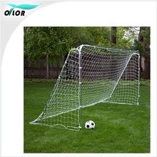 outdoor Metal frame competition beach soccer goal with shooting target