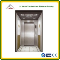 Passenger Used Elevator Safe & Stable VVVF System