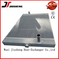 Vacuum Brazed Aluminum Plate -bar small radiators /water cooler/water heat exchanger
