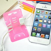 boomray factory sales multipuprpose earphone wire winder and latest gift items