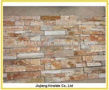 Natural Beige Quartzite Ledge Stone Wall Panel