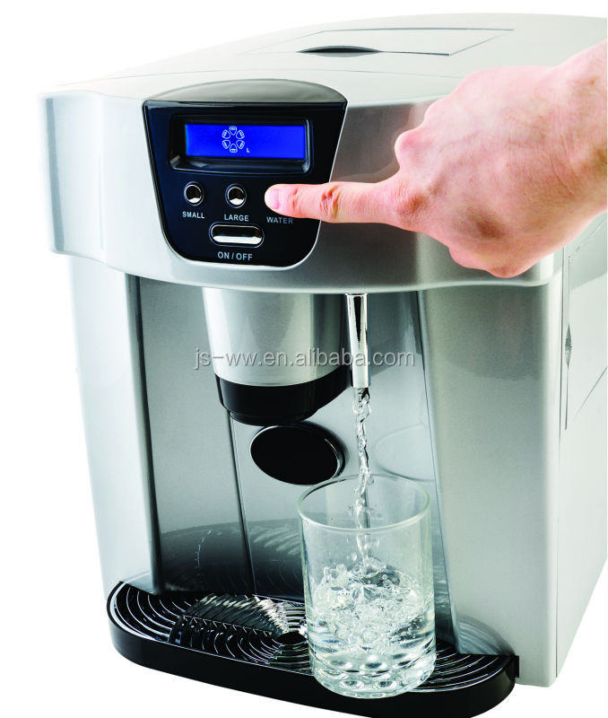Superbe 1042605114_194 Water_dispenser_with_ice_maker ...