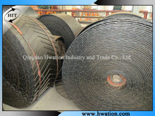 High quality EP Rubber Conveyor Belt manufacturer with ISO standard