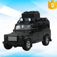 Alloy car model 1:32 simulation model car travel version of off-road vehicles pullback Children's toys