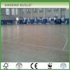 Solid wood birch finger joint panels basketball flooring