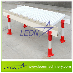 Leon Durable Plastic Flooring Slat Price for Poultry House