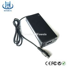 48v lithium battery charger e-scooter li-ion battery charger electric scooter deep cycle battery
