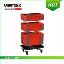 2015 plastic and trolley tool box