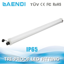 IP65 IP Rating and Tube Lights Item Type t8 24w led tube 0.9m integrated with bracket lighting fixtures