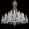 Luxury Large Bacarat Glass Chandelier Lighting
