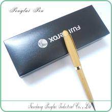 2015 high quanlity new white color fashion design wooden pen