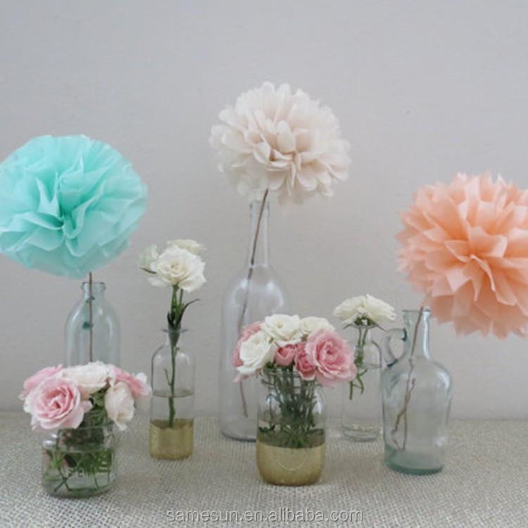 Meilun Art Craft Beautiful Artificial Tissue Paper Flowers For